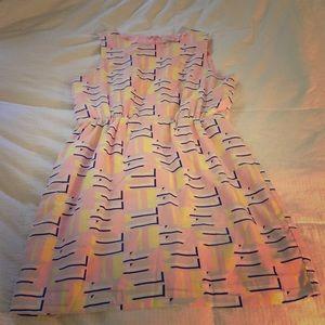 J. Crew dress, size 10